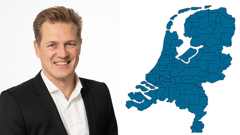 contact person, sales, key account managaer, profile and map, Anton Faber , Rockfon, NL