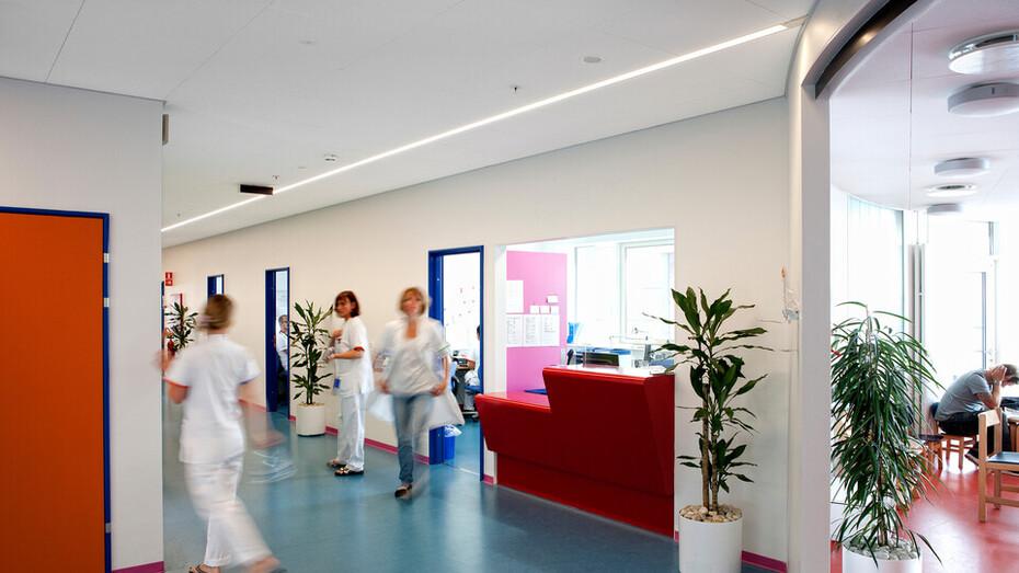 Herlev Hospital (Child Oncology), MediCare X-edge