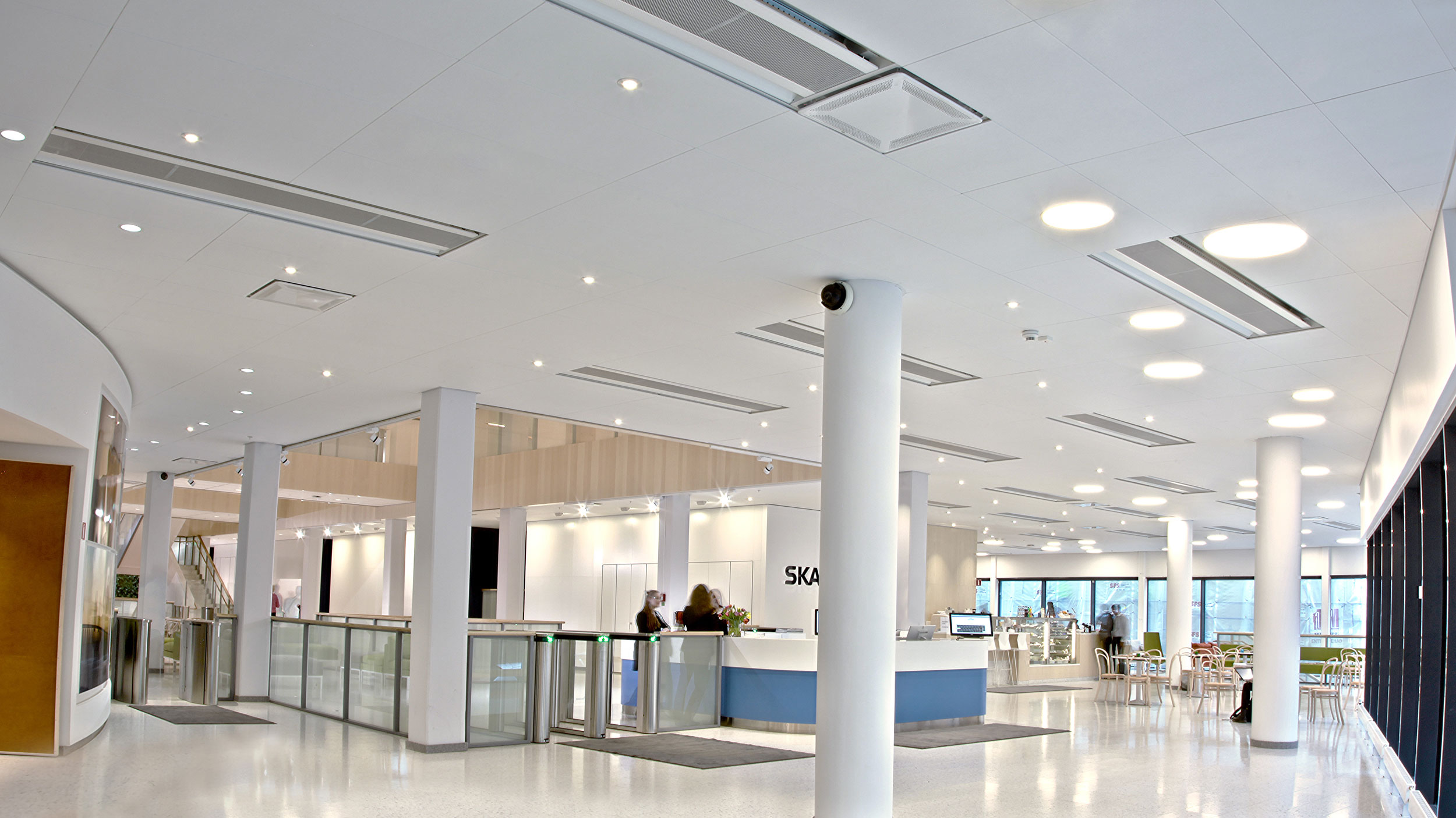 Rockfon systems for Rockfon faux plafond